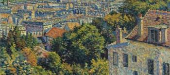 Gelonch-Viladegut, A.: «Pintores en París»