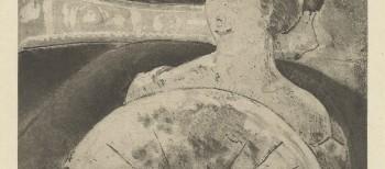 Mary Cassatt, gravadora