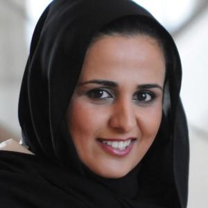 2) Sheikha Al Mayassa Al Thani