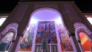 L'art contemporain au Maroc exposé