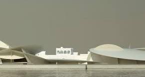 How build an Art Museum in Qatar…