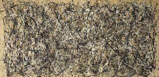 Pollock, piss, Warhol