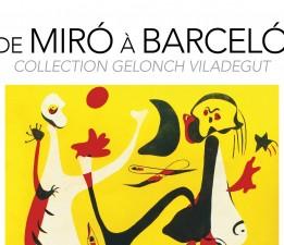 De Miró à Barceló