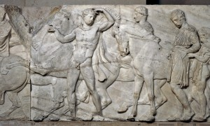 Parthenon marbles, symbol of Greek nationhood