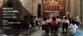 Antoni Gelonch participa en el seminario «Museos y Alzheimer»