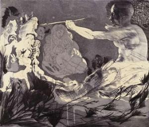 Homenatge a Picasso i gravats