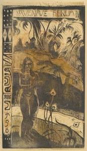 GauguinGravureBois