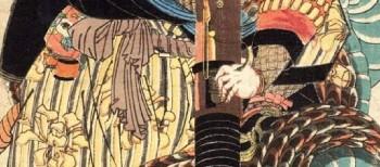 Kuniyoshi, graveur du 'monde flottant'