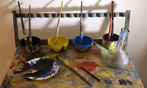Miro's Studio