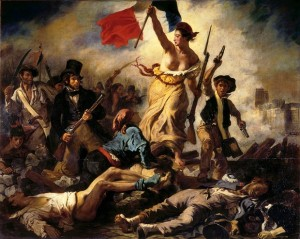 Delacroix, an influencer