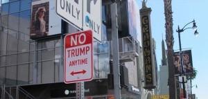 Graffiteurs et élections aux USA