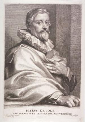 Pieter de Jode, el Viejo