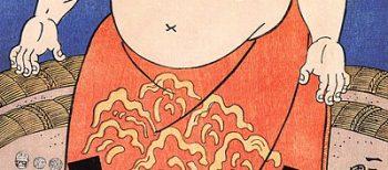 """Kuniyoshi, grabador del """"mundo flotante"""""""