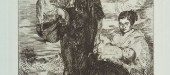 Manet et la gravure