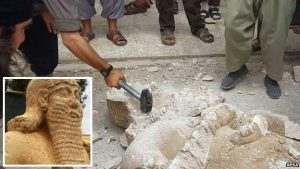Mafias, yihadistas y contrabando de arte