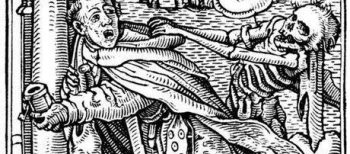 Memento mori: la muerte en los grabados alemanes de los siglos XV al XVII