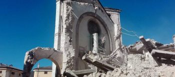 Italy's earthquake and cultural richness