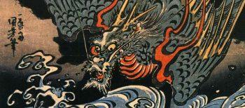 Kuniyoshi, gravador del 'món flotant'