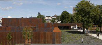 Soulages, Rodez et les architectes catalans