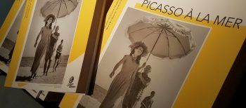 "Catalogue exhibition ""Picasso à la mer"""