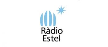"Ràdio Estel, programa ""Accent"", Roman Jori entrevista a Antoni Gelonch sobre ""Luter"""