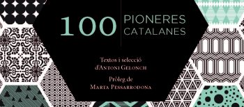 "Presentations of book ""100 Pioneres Catalanes"""
