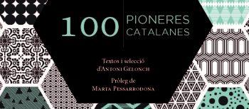 """Presentacions del llibre """"100 Pioneres Catalanes"""""""