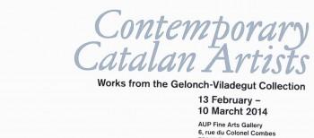 Artistas Catalanes Contemporáneos
