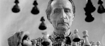 Duchamp and the creative act