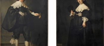 A good cooperation:  Rembrandt, The Netherlands and France
