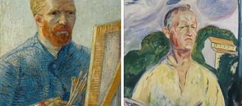 The birth of expressionism: Van Gogh + Munch