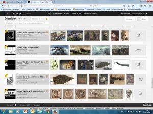 Museus i Google Art Project