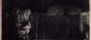 L'iconologie et la façon de travailler de Rembrandt