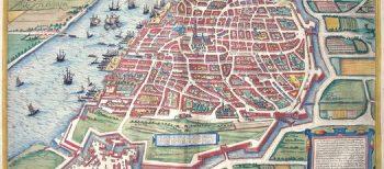 Amberes, capital de la estampa católica en el siglo XVI