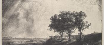 La iconologia i la manera de treballar de Rembrandt