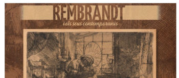 """Notebook of the exhibition """"Rembrandt and his contemporaries"""""""